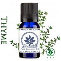 百翠氏沉香醇百里香精油Thyme Oil (white)純精油擴香spa芳療按摩薰香手工皂蠟燭唇膏調香水10ML