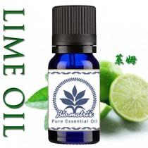 百翠氏萊姆精油Lime Oil 純精油擴香spa芳療按摩薰香手工皂蠟燭唇膏調香水~10ml
